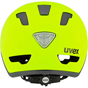 UVEX City 9 Casco, neon yellow